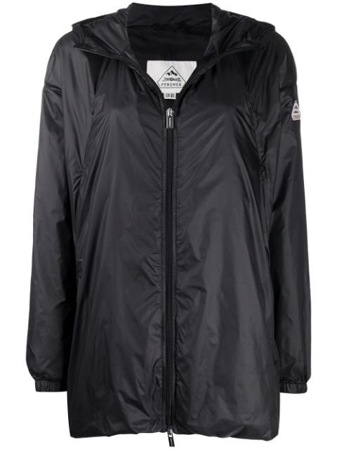 Pyrenex logo-patch Hooded Jacket