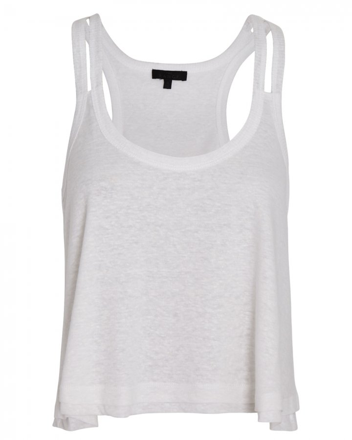 Fluid Double Tank Top