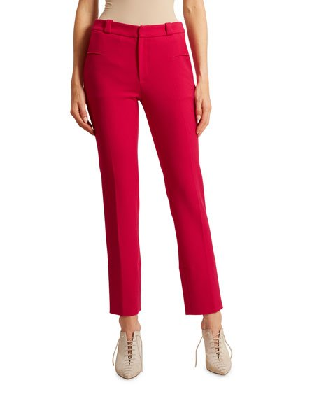 Lacerta Crepe Trousers