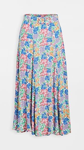 Valensole Midi Skirt