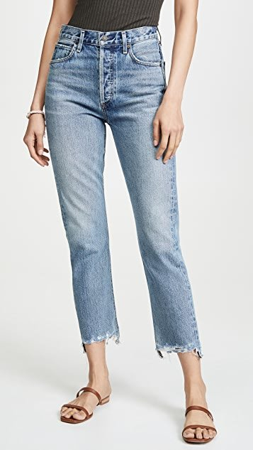 Charlotte Crop Jeans