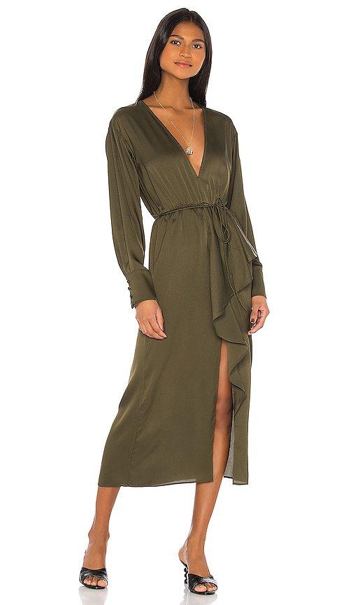 The Tracee Midi Dress