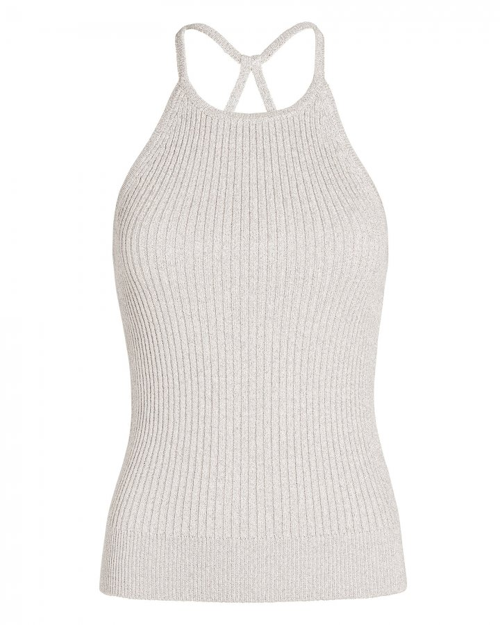 Madison Lurex Tank Top