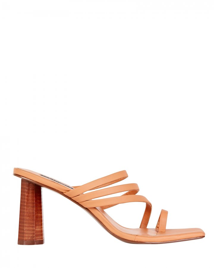 Nicola Strappy Leather Sandals