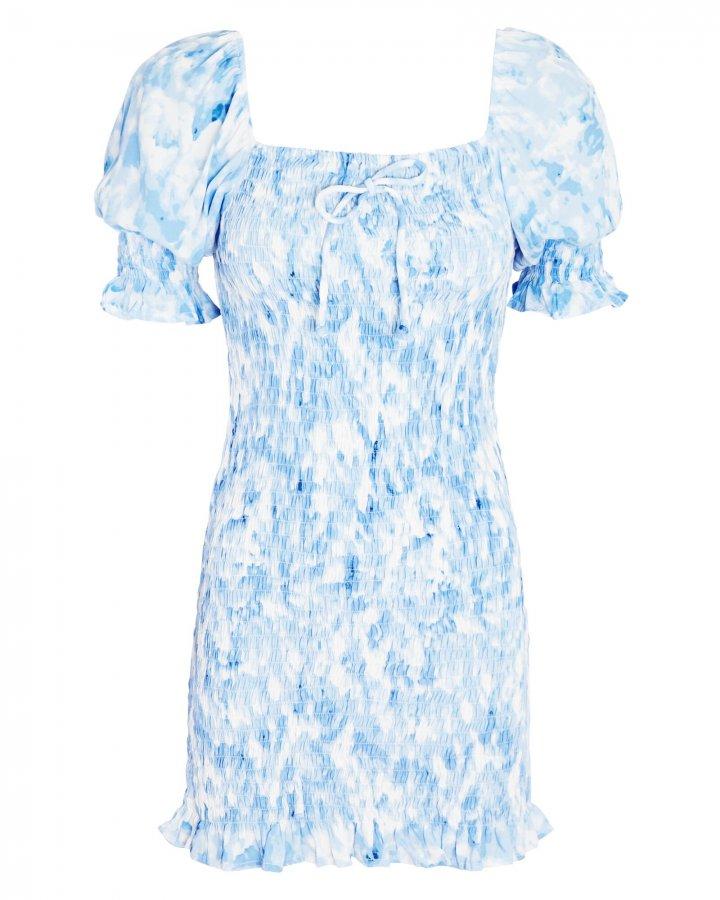 Magnolia Tie-Dye Mini Dress