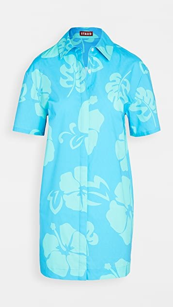 Honu Shirt Dress
