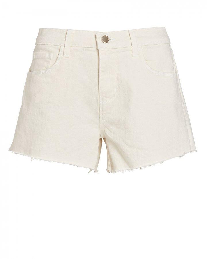 Audrey Cut-Off Denim Shorts
