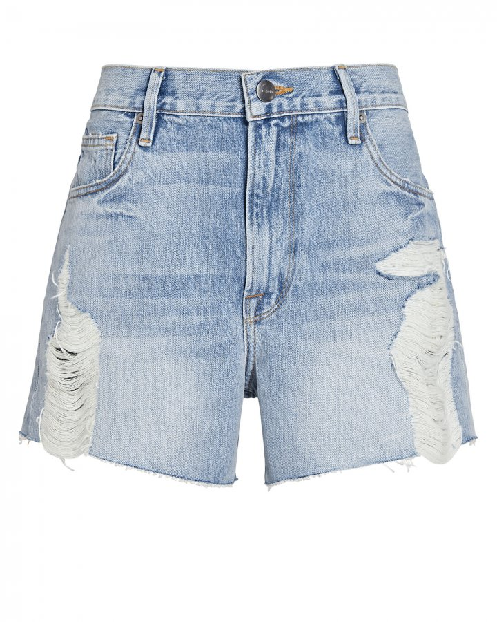 Le Ultra Baggy Denim Shorts
