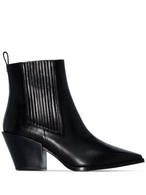 Aeyde Kate 80Mm Ankle Boots Ss20 | Farfetch.com