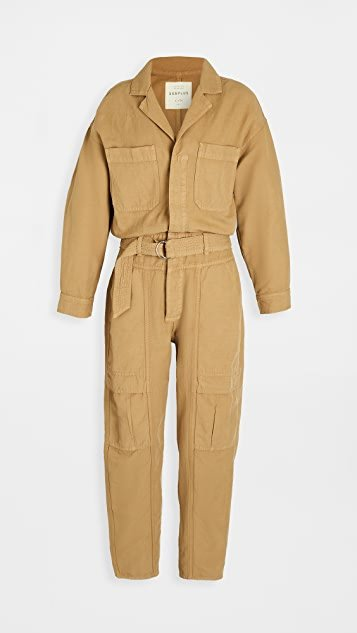 Willa Utility Jumpsuit