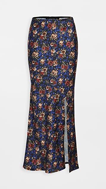 Summer Thing Midi Skirt
