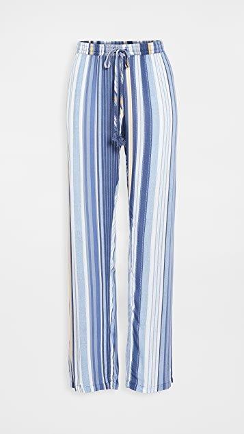 Beachy Blues PJ Pants