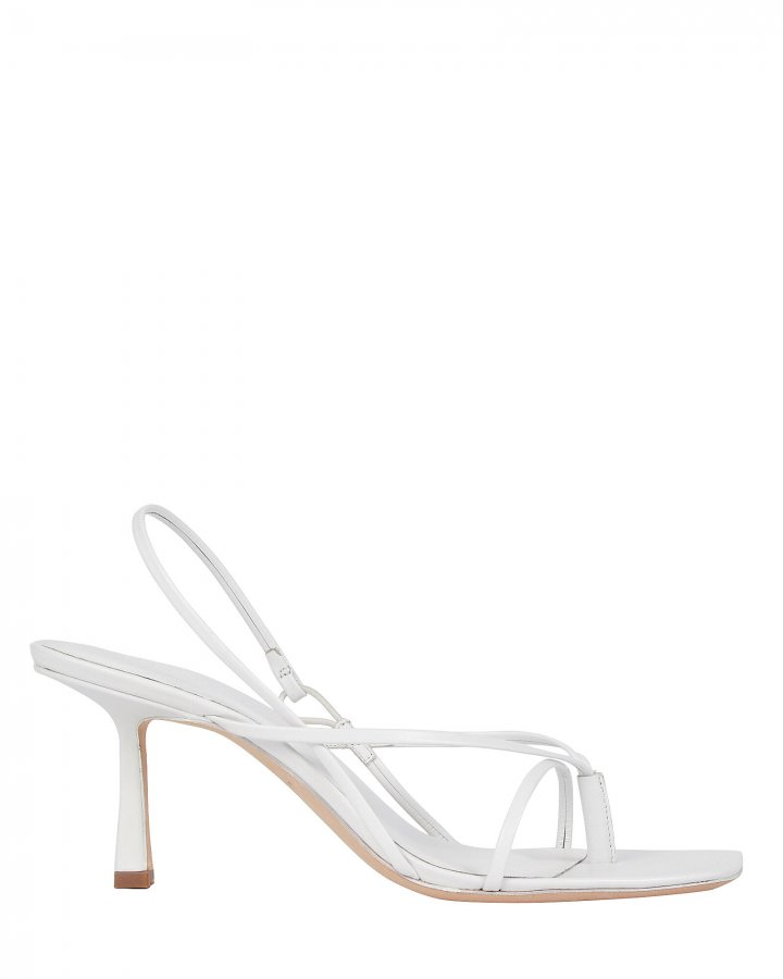 2.42 Leather Strappy Sandals