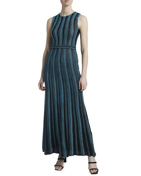 Long Ottoman Knit Dress
