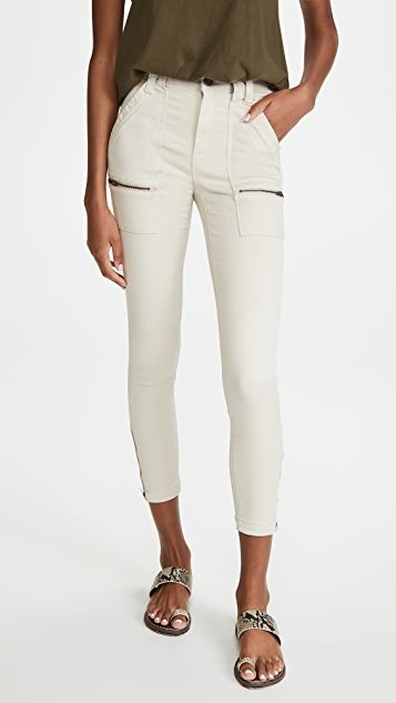 High Rise Park Skinny Jeans