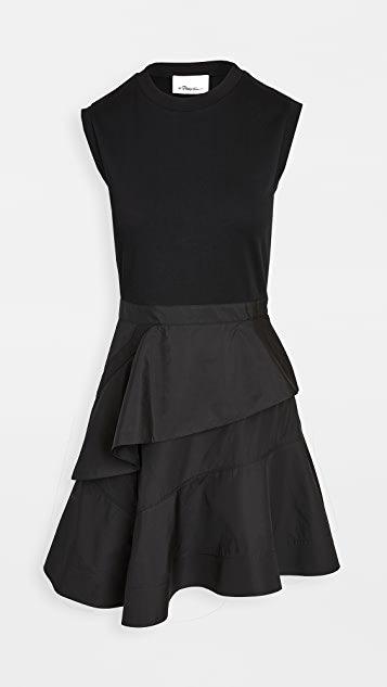 Sleeveless Tshirt Dress
