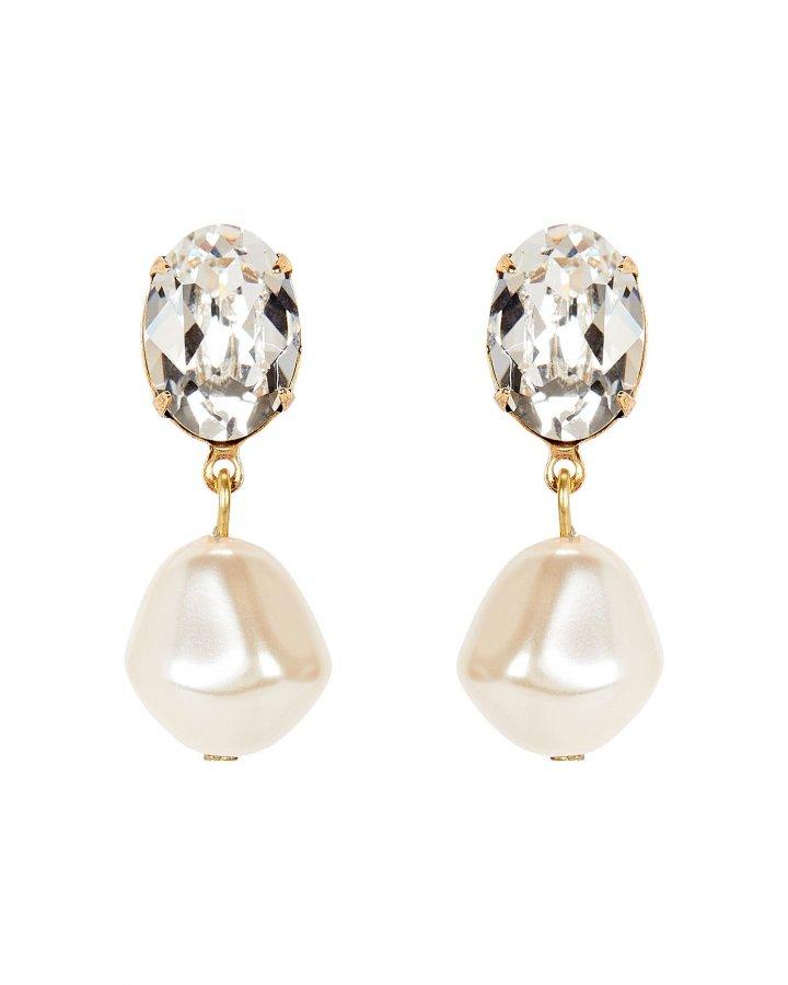 Tunis Pearl Drop Earrings