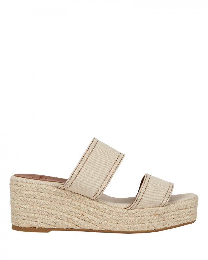 Quetza Espadrille Wedge Sandals
