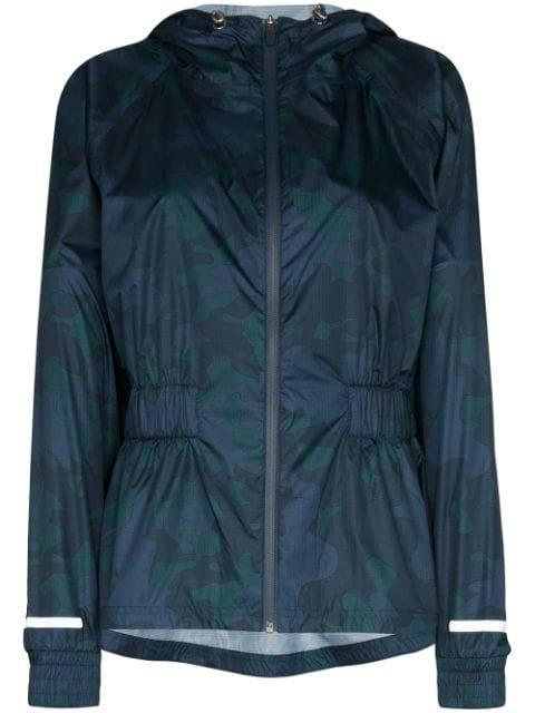 Sweaty Betty Storm Seeker camouflage-print Jacket