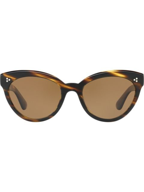 Oliver Peoples Roella Cat Eye Sunglasses Ss20 | Farfetch.com