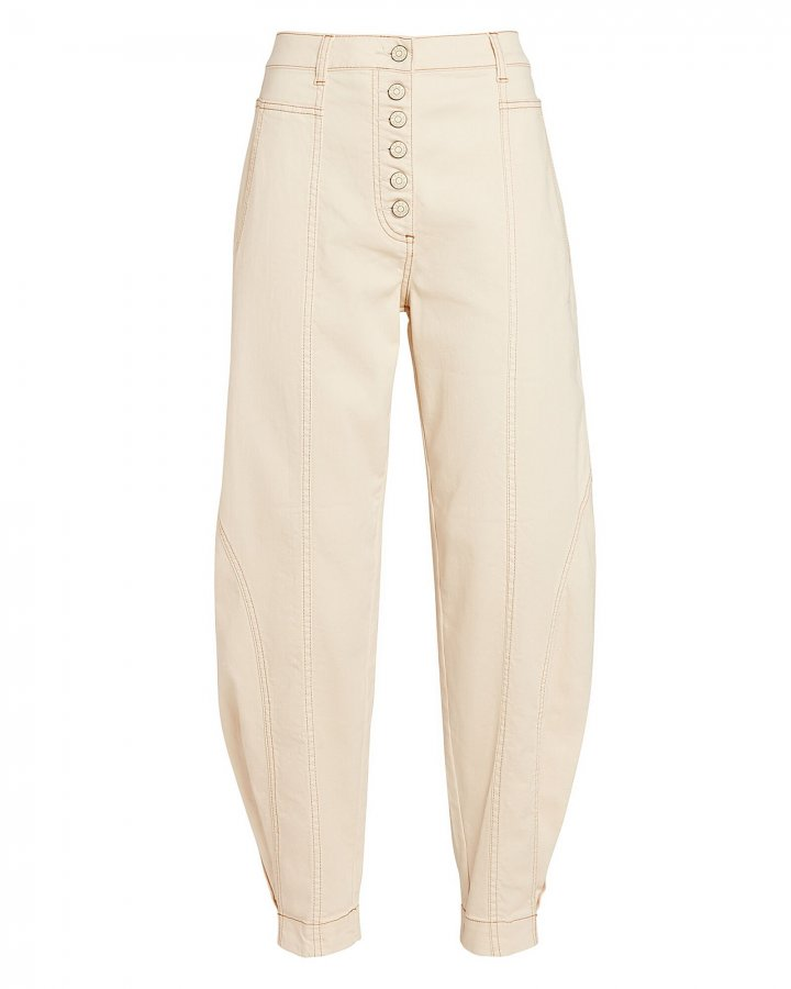 Brodie Cropped High-Rise Jeans