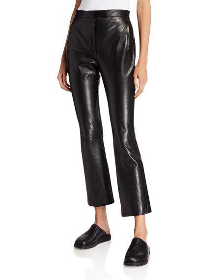 Jonelle Leather Pants