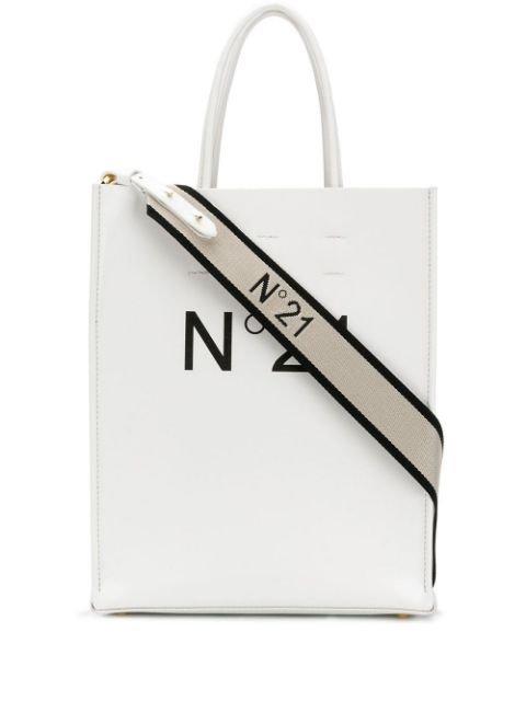 Nº21 Logo Shopping Tote