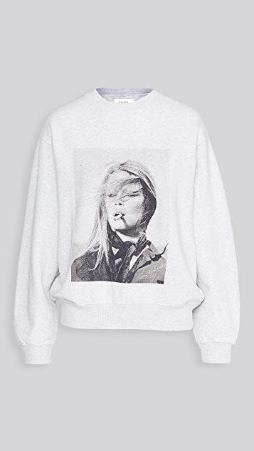 Ramona Sweatshirt Anine Bing x Terry O\'Niell