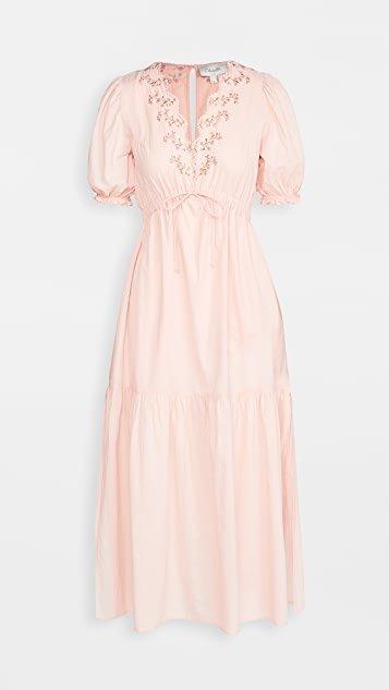 Hannah Midi Dress