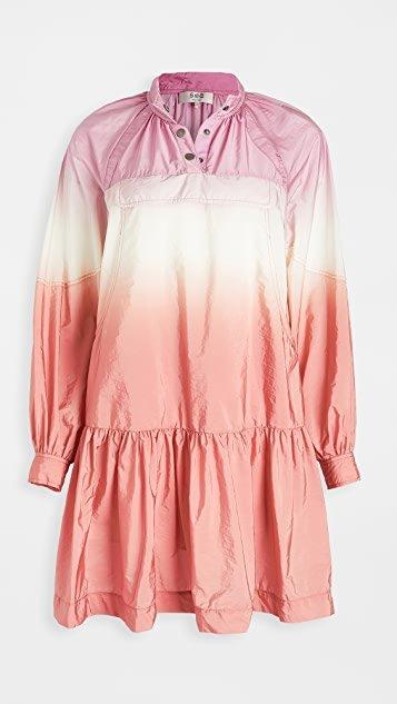 Zanna Long Sleeve Dress