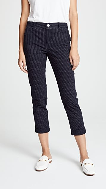 The Confidant Pinstripe Trousers