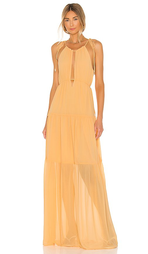 Guendalina Maxi Dress
