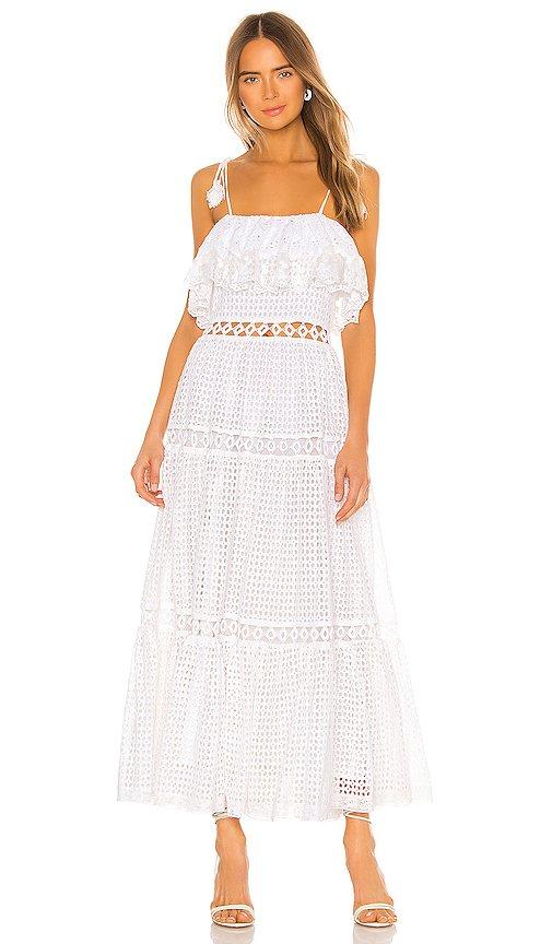 La Ghessa Maxi Dress