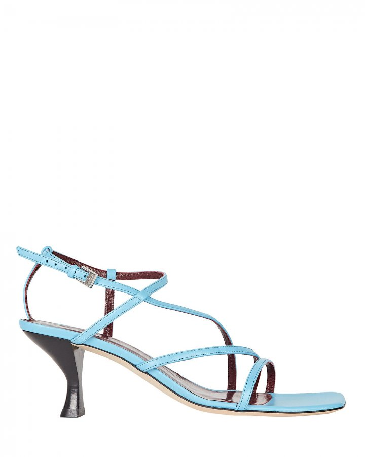 Gita Strappy Leather Sandals