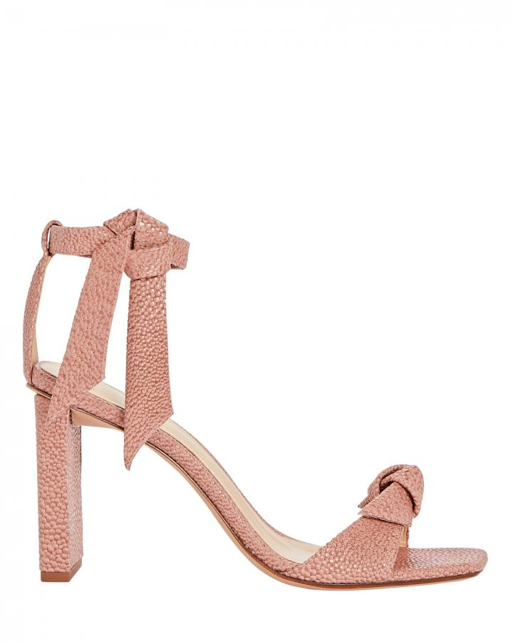 Clarita 85 Leather Sandals