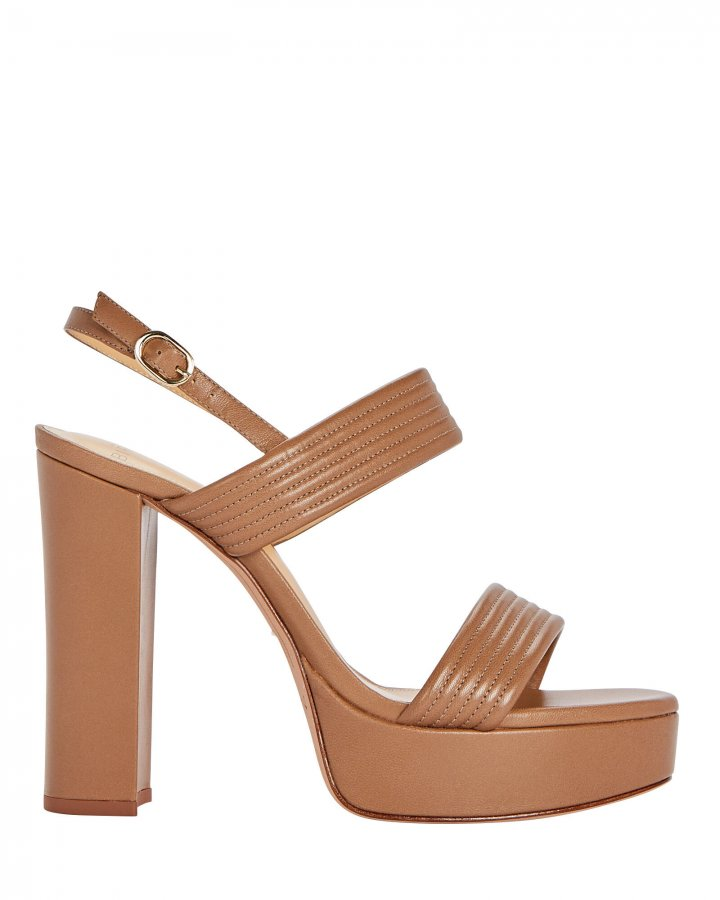 Veronica 120 Plateau Sandals