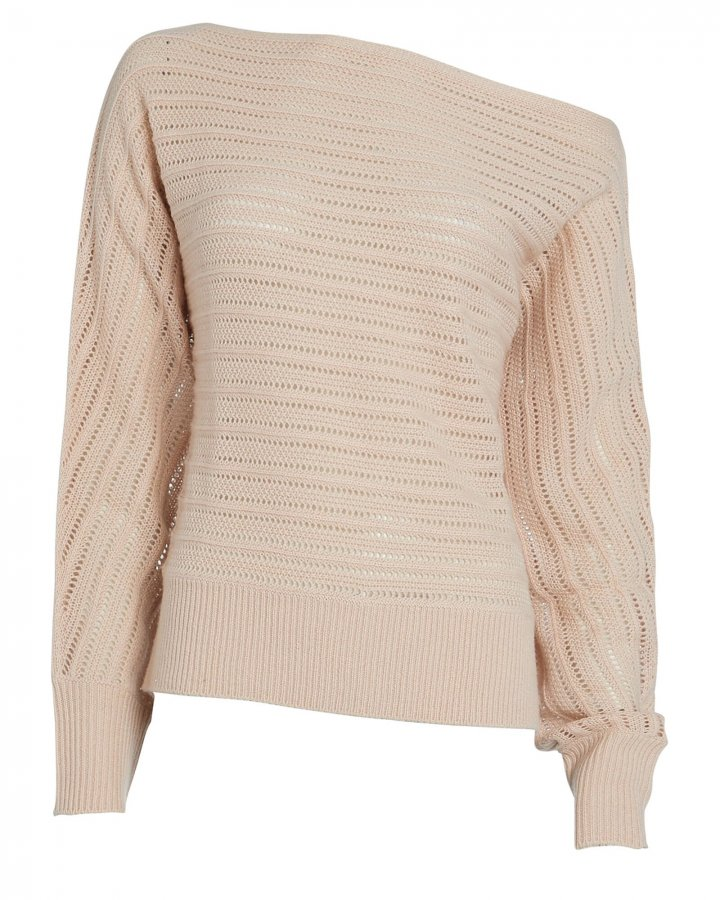 Louise Off-The-Shoulder Sweater