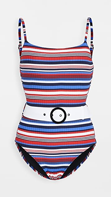 The Nina Belted One Piece