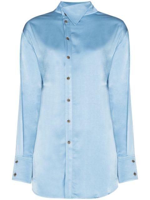 Rejina Pyo cowl-neck Shirt