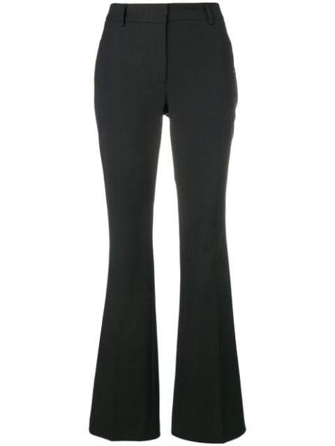 Calvin Klein Flared Tailored Trousers Aw18 | Farfetch.com