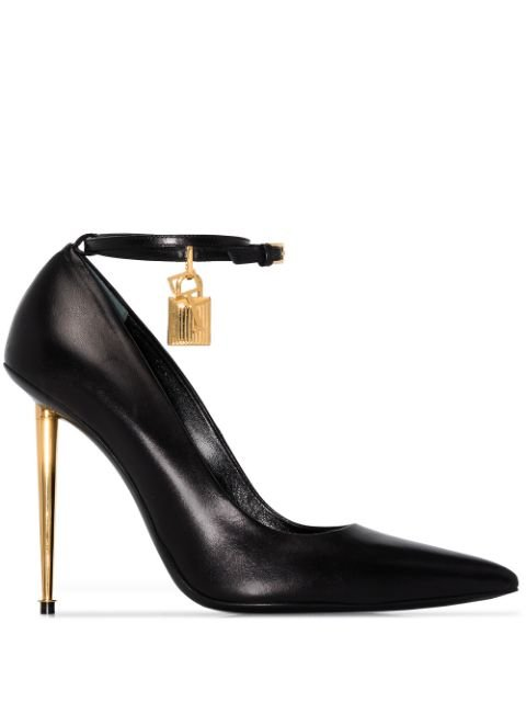 Tom Ford 105 Padlock Pumps
