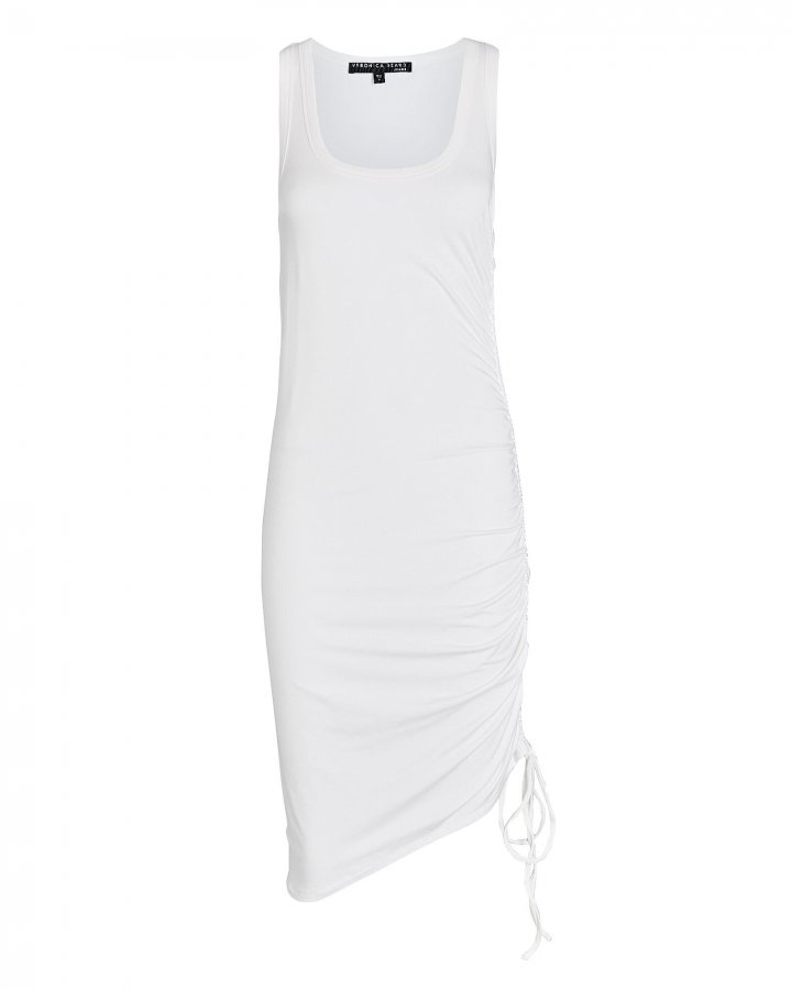 Dimitri Ruched Tank Dress