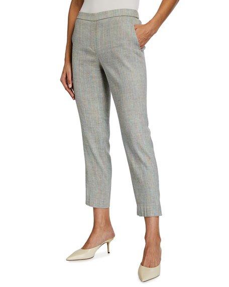Treeca Pull-On Ankle Pants