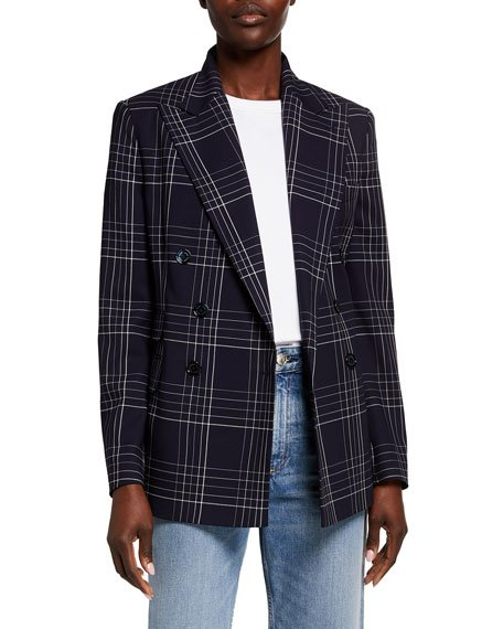 Elias Check Jacket