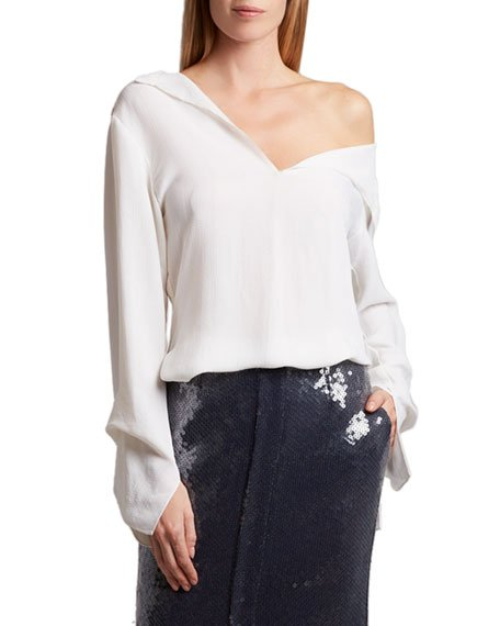 Whinfell One-Shoulder Top