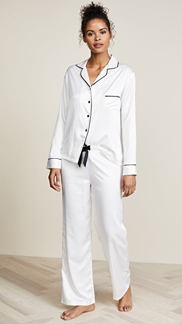 Claudia Shirt and Pants Set