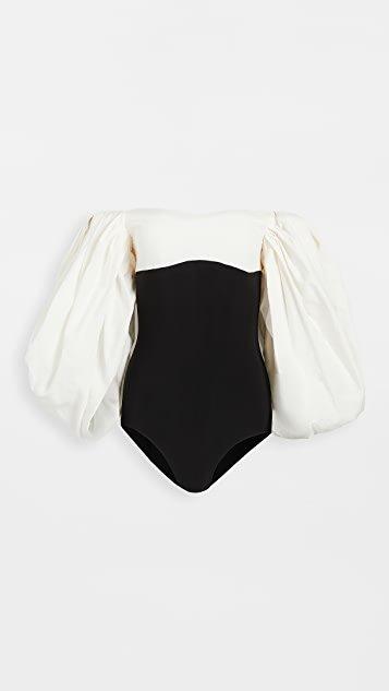 Off Shoulder Bodysuit