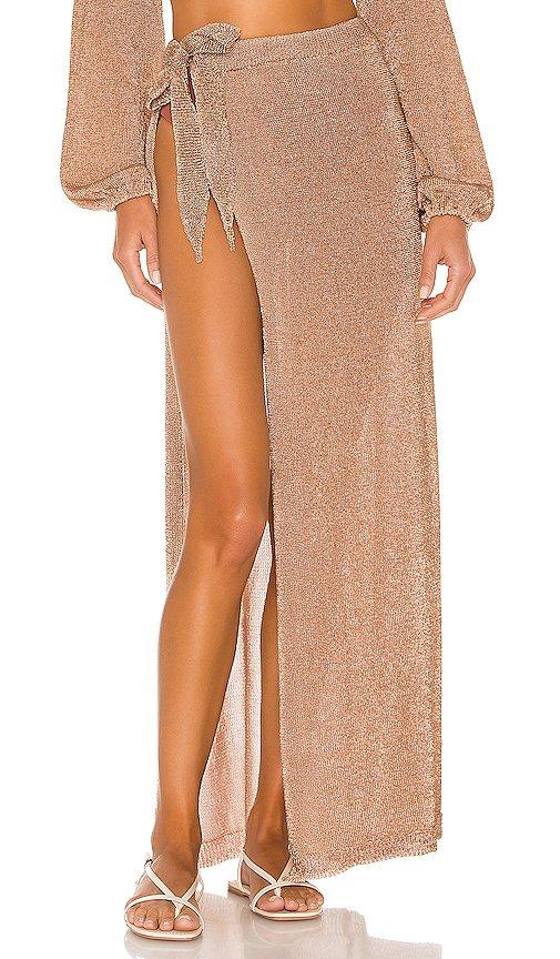 Nayelli Wrap Skirt