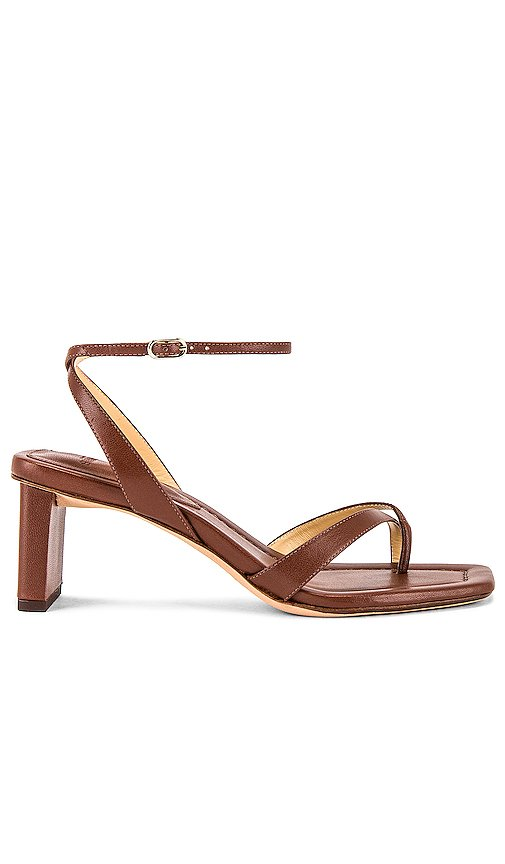Nelly Square 50 Sandal