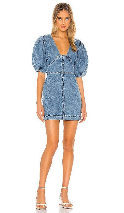 Jeans Mini Dress